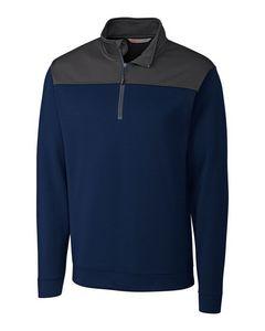 Custom CBUK Skyridge Half Zip Overknit Shirt