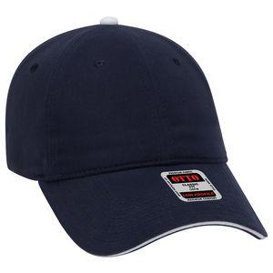 Custom Six Panel Low Profile Style Cap