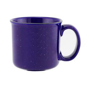 Custom 15 Oz. Camp Fire Mug with Speckle