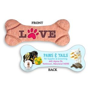 "Dog Bone Double Sided Grit Nail Files (3 3/8""x 1 7/16"")"