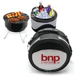 Custom 2-in-1 Cooler/ BBQ Grill Combo