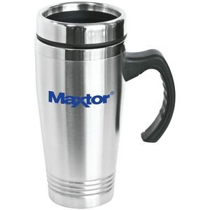 Napa 16 Oz. Stainless Steel Travel Mug