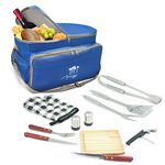 Custom 12 PC Insulated BBQ/Picnic Cooler Bag