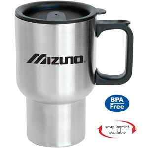 Sonoma 16 Oz. Stainless Steel Travel Mug