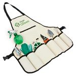 Custom 8 Piece Garden Apron Set