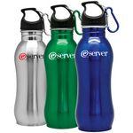 Custom Eastvale - 20 Oz. Stainless Steel Sports Bottle
