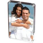 Custom Prato - Two Sided Acrylic Photo Frame (5