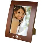 Custom Ferrara - Walnut Finish Photo Frame (4