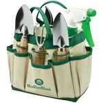 Custom 7 Piece Garden Tool Set