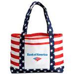 Custom Patriotic Tote Bag