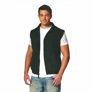 Sierra Pacific Full Zip Fleece Vest