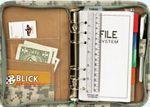 Custom ACU Series Small Personal Planner
