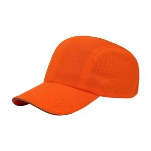 Athletic Moisture Wicking Mesh Cap