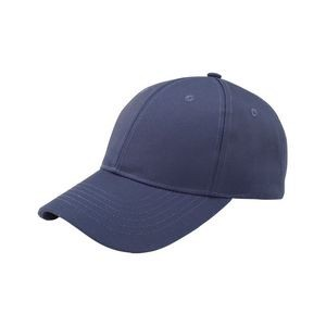 Structured PET Spun Washed Cap