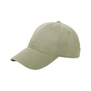 PET Spun Light Weight Brushed Soft Structured Cap
