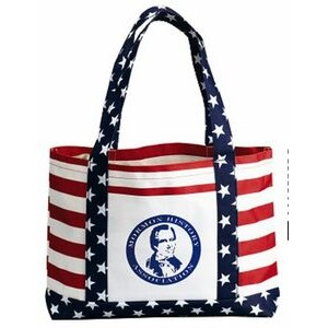 Stars & Stripes / Election Campaign Tote Bag