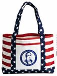 Custom Stars & Stripes / Election Campaign Tote Bag