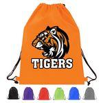 Custom Basic Drawstring Backpack