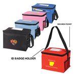 Custom 6 Can Cooler Bag