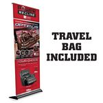 Custom Premium Single Side 2'X5' Retractable Banner Stand