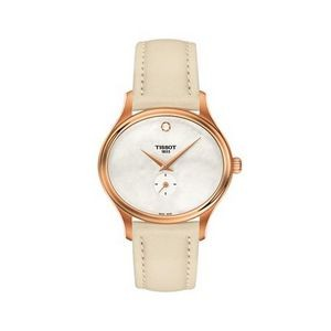Tissot Bella Ora White, Mother of Pearl Face - White S
