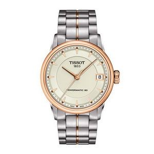 Tissot Ladies Luxury Automatic, Ivory Dial