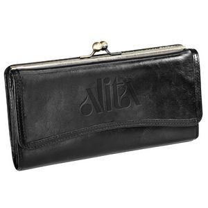 Bolero Collection The Frame Leather Card Case
