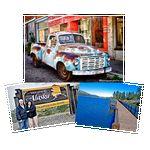 Custom Aluminum Photo Panel 15x15