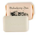 Custom Wrapped Spa Bar Soap - 1.5 Oz. Bar