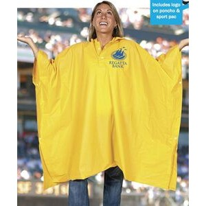 Eco-Friendly Poncho