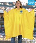 Custom Eco-Friendly Poncho in a Pac