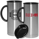 Custom ROVER- 19 oz double wall stainless steel travel mug