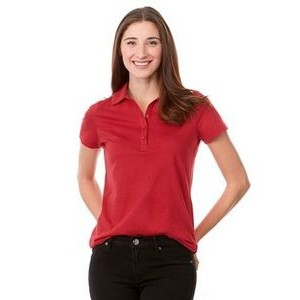 Women's W-ACADIA Short Sleeve Polo Shirt