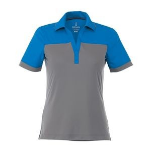 Women's MACK Short Sleeve Polo Shirt
