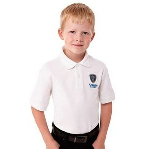 Belmont Short Sleeve Youth Polo Shirt