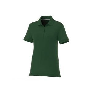 Woman's Crandall Short Sleeve Polo Shirt