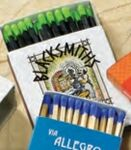 Custom Custom Pocket Match Box with 25 Count 2
