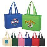 Custom Medium Economy Non-Woven Tote Bag