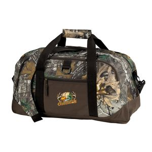 Camouflage Voyager Duffle Bag