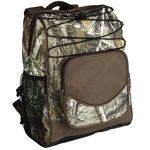 Custom Camo Backpack Cooler