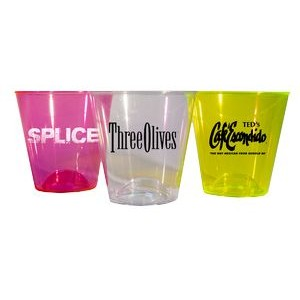 2 Oz. Disposable Shot Glass - Imprinted