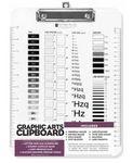 Custom Graphic Arts Clipboard
