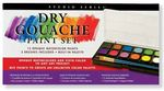 Custom Studio Series Dry Gouache 12 Opaque Watercolor Paint Set