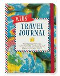Custom Kids' Travel Journal Activity Book