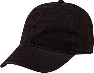 Custom USA 6 Panel Unstructured, Low Crown, Cotton Twill, Adjustable Slide Closure, Curved Bill