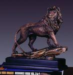 Custom Lion Trophy (11