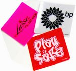 Custom Reflective Condom Wallet & Condom W/ 4 Color Process Print