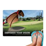 Custom Vynex FloorPoint Clear Smooth Floor Graphic-17