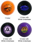 Custom 12 Pack Colored Golf Balls