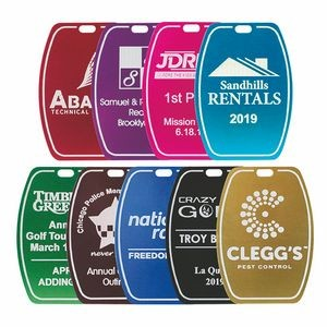 Laser Engraved Bag Tags